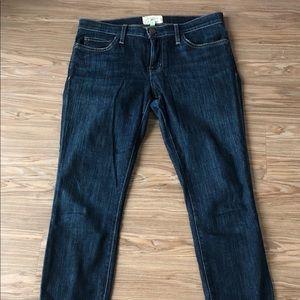 Current/Elliot Stiletto skinny jeans